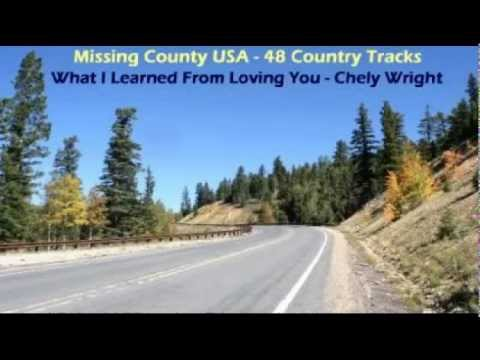 Chely Wright - What I Learned From Loving You