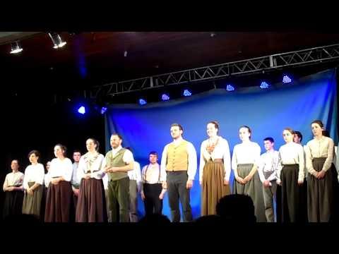 Clwyd Theatre Cymru  performing Mimosa in Patagonia