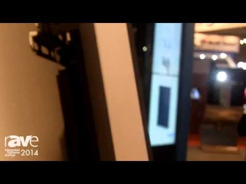 ISE 2014: Elo Touch Solutions Shows Its Digital Signage & Display Solutions