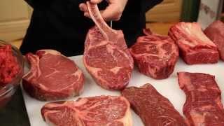 Basic Meat Cuts & Grades