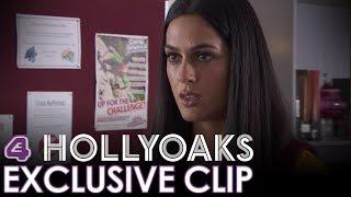E4 Hollyoaks Exclusive Clip: Thursday 26th October