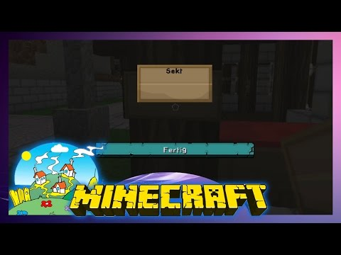 Minecraft [The Village] #38 - Sektbar & Diva Umkleide ♥ Let's Play Minecraft [deutsch]