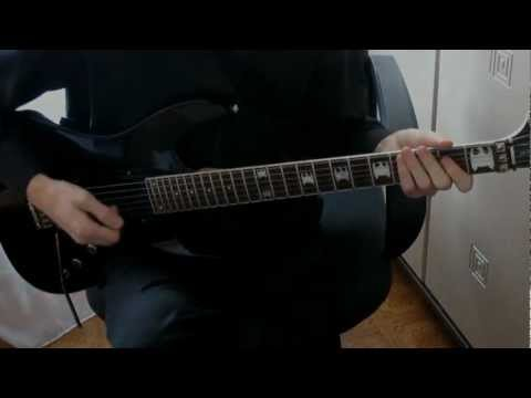 Rammstein - Ich Will (Guitar cover by Marteec HD)