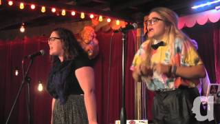 An Exorcism of Pretty- Veronica Brady and Madi Mae Parker at Austin Poetry Slam