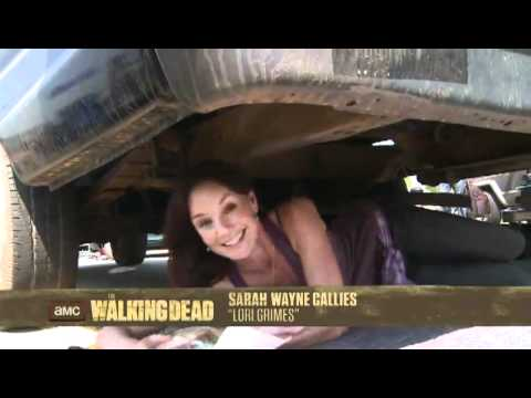 Made A Wrong Turn Lori Grimes The Walking Dead Video