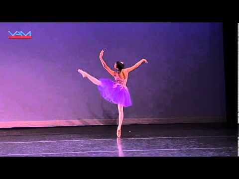 Larisa Nugent, Age 14, YAGP New York City Finals 2013, Raymonda