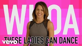 Beyonce Video - High Fives: Whoa, These Ladies Can Dance! (Beyonce, Shakira, Jennifer Lopez, Britney Sp...