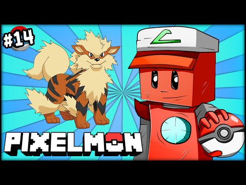 MINECRAFT PIXELMON - POKEBALLERS - EPISODE 14 W/ Blitzwinger & Gamer