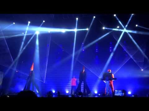 Pet Shop Boys en Chile - West End Girls (13/05/2013 Movistar Arena) HD