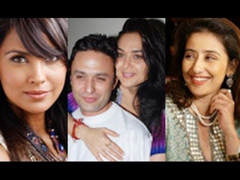 Ness Wadia & His Ex Ladies from Bollywood | Hot Bollywood News | Lara Dutta, Amisha, Manisha Koirala