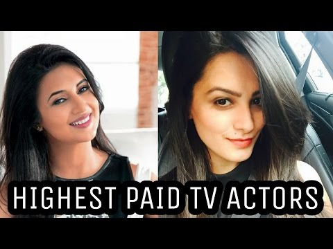 Highest Paid Television Celebrity in India