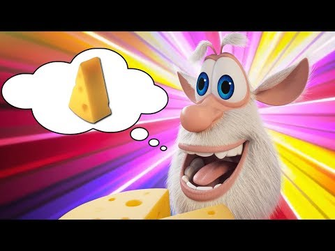 Booba - All Cheese Episodes Compilation (🧀) Funny cartoons for kids - Booba ToonsTV thumbnail