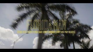 "Sylvan LaCue - Florida Man [Music Video] ""Florida Man Mixtape"""