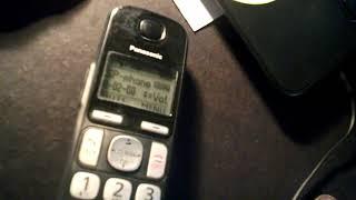 a phone rep conversation...