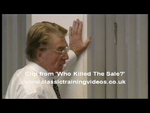 Who Killed The Sale - Clip from the DVD Widescreen
