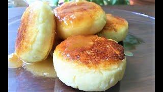 Кулинария с Лизой - На завтрак сырники