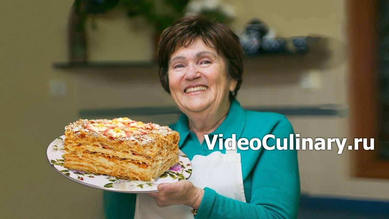 Смотреть Торт-суфле – рецепт видео