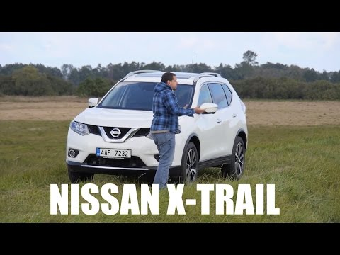 (ENG) 2014 Nissan X-Trail 1.6 dCi - First Test Drive and Review