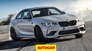 BMW M2 Competition 2019 review | better than a Porsche 718 Cayman? | Autocar