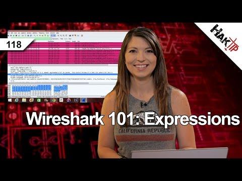 Wireshark 101: Expressions. Haktip 118