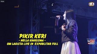 Pikir Keri  -  Nella Kharisma -  Om Lagista Live In PIPP Blitar