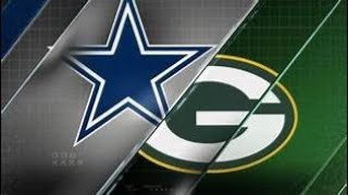 Dallas punishes Green Bay - Full Game - 4th Quarter - 10/16/2016