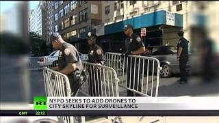 Police drones to dot the Big Apple skyline