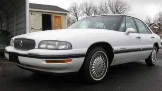 1999 Buick LeSabre Start Up, Engine, and In Depth Tour