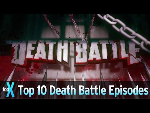 Top 10 Screw Attack: Death Battle Episodes - TopX