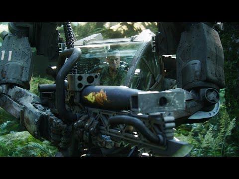 Aliens Robot Suit Top 10 Robot Suits in Movies