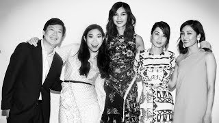 The Cast Of Crazy Rich Asians Talk About The Incredible Response The Movie Received