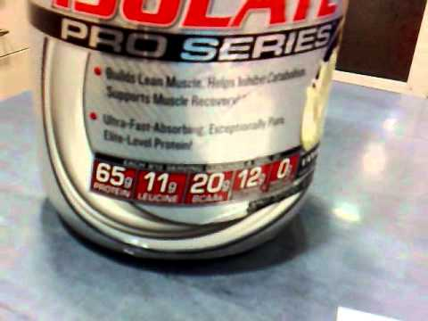 REVIEW EN ESPAÑOL DE MUSCLETECH NITRO ISOLATE 65 PRO SERIES