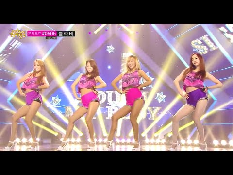[HOT] SISTAR - TOUCH MY BODY, 씨스타 - 터치 마이 바디, Show Music Core 20140802