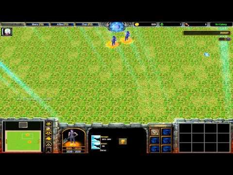 Warcraft III: TFT - Naruto Battle Royal - 38 - Turnajek S01E01 - Budou se dít věci