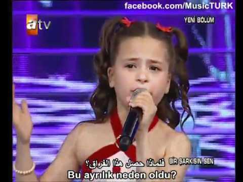 الطفلة التركية التي أبكت الملايين (مترجمة للعربية) Berna