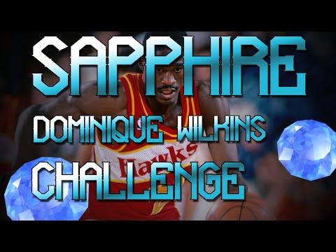 Sapphire Dominique Wilkins My Team Challenge (NBA 2K15 Xbox One Gameplay)