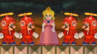New Super Mario Bros Wii - Multiple Marios Hack