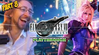 Wall Market ABSOLUTELY Blew My Mind: Final Fantasy VII Remake (Chpt. 9)