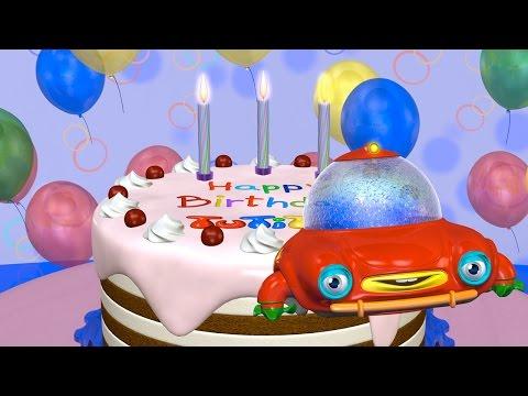 TuTiTu торт ко дню рождения