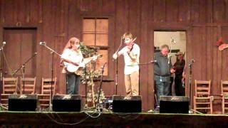 Jonah and the Windstorm fiddle music Laurel Bloomery Tennessee USA