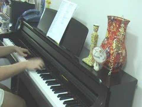 Utada Hikaru - Flavor Of Life (original Piano Arr. By Yui)