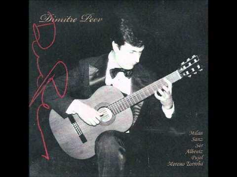 Dimitre Peev - Emilio Pujol - Andalusian Dance