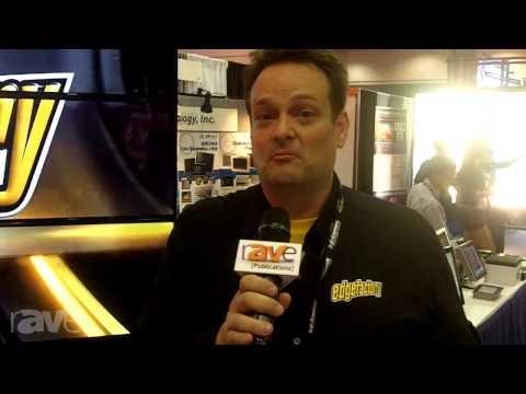 InfoComm 2013: Scott Hill Overviews Edgefactory Services