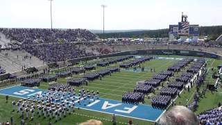 Usafa National Anthem August 30 2014 Parent 39 S Weekend