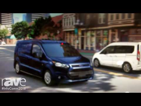 InfoComm 2016: Ford Features the Transit Connect Small Commercial Van