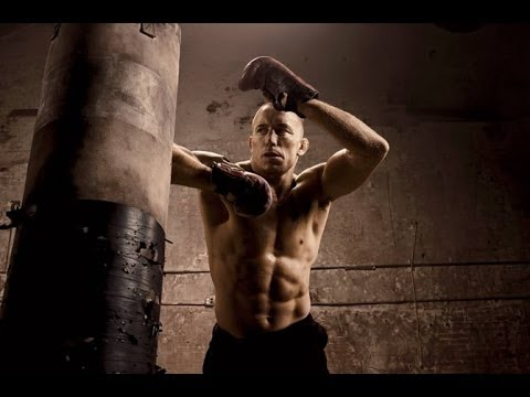 Georges St-Pierre Highlight - A Legend Retires - GSP Dedication 2014 -...