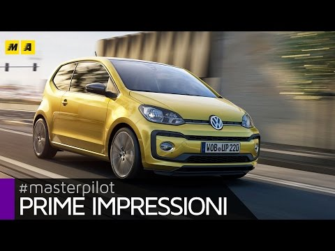 Volkswagen UP restyling | Primo test