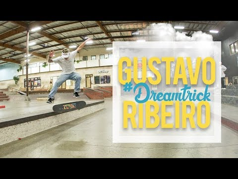 Gustavo Ribeiro's Mind-Blowing Maneuver Hardly Makes Sense | #DreamTrick