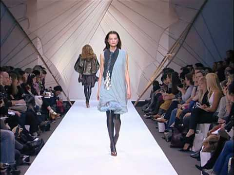 0 autumn winter 2007 London Fashion Week  BORA AKSU