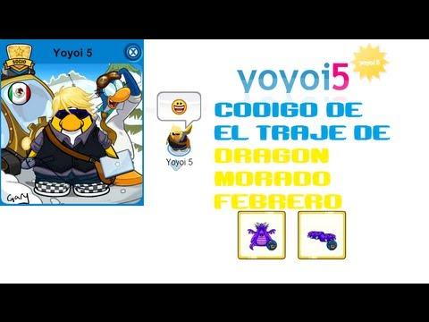 Codigo reutilizable de Febrero-2013 Traje de dragón morado o violeta-Yoyoi 5